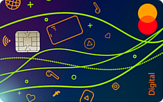 Digital card