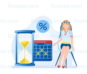 Які заходи можуть бути застосовані за несплату кредиту?