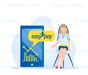 Электронный кошелек EasyPay: способы пополнения